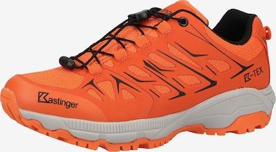 Kastinger Trekkingschuh in orange / schwarz, Produktansicht