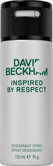 David Beckham Deodorant in silber, Produktansicht