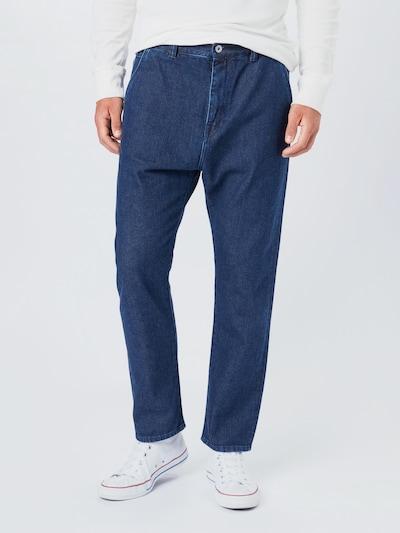 EDWIN Jeans 'Universe' in blue denim, Modelansicht