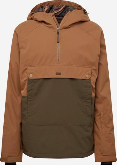 BILLABONG Zunanja jakna 'STALEFISH' | rjava / kaki barva, Prikaz izdelka