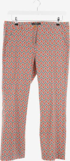 Max Mara Hose in XL in orangerot, Produktansicht