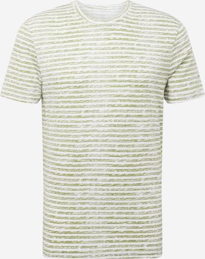 Mavi T-Shirt in hellgrün / weiß, Produktansicht