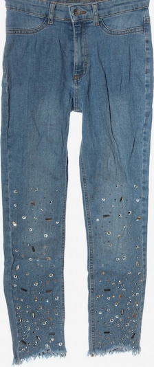 Calzedonia High Waist Jeans in 25-26 in blau, Produktansicht