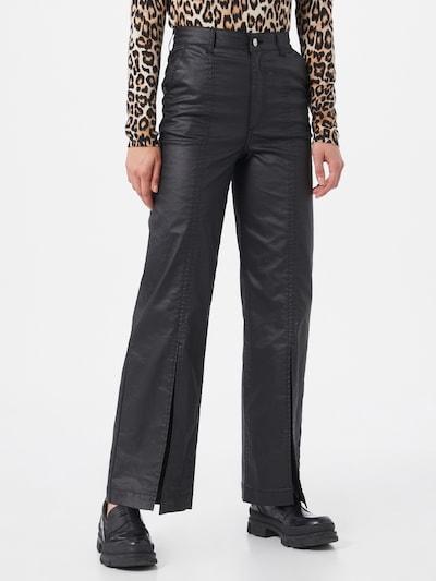 Kelnės iš NU-IN , spalva - juoda, Modelio vaizdas