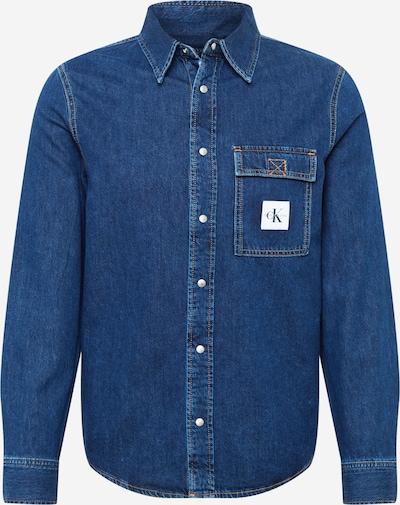 Camicia 'SKATE' Calvin Klein Jeans di colore blu denim, Visualizzazione prodotti