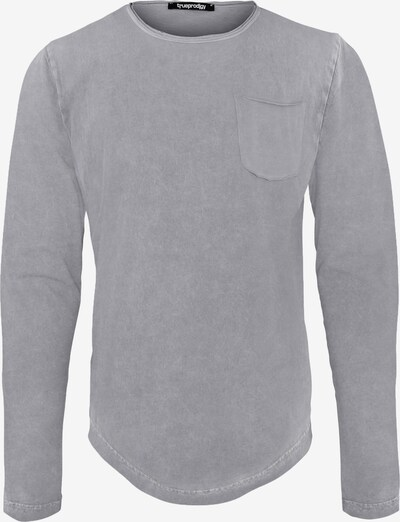 trueprodigy Shirt 'Bradley' in grau, Produktansicht