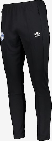 UMBRO Hose in blau / schwarz / weiß, Produktansicht