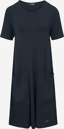Looxent Kleid Jersey-Kleid mit 1/2-Arm in blau / navy, Produktansicht