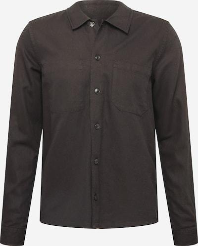 Samsoe Samsoe Overhemd 'Ruffo' in de kleur Zwart, Productweergave