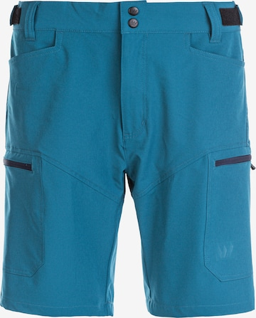 Whistler Workout Pants 'FRESCO M' in Blue