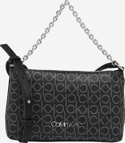 Rankinė su ilgu dirželiu iš Calvin Klein , spalva - pilka / juoda, Prekių apžvalga