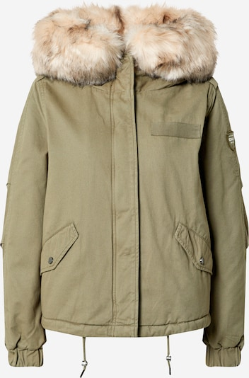 ONLY Between-seasons parka in light green, Item view