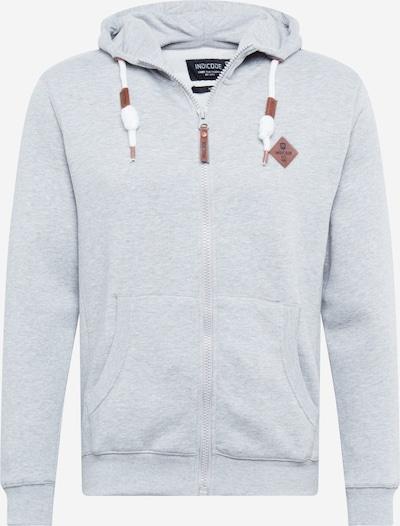 Džemperis 'Quinby' iš INDICODE JEANS , spalva - šviesiai pilka, Prekių apžvalga