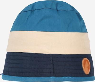 FINKID Sombrero 'Lasse' en beige / azul / navy, Vista del producto