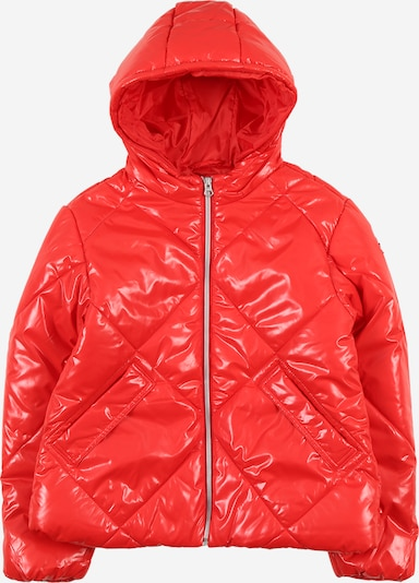 UNITED COLORS OF BENETTON Jacke in melone, Produktansicht
