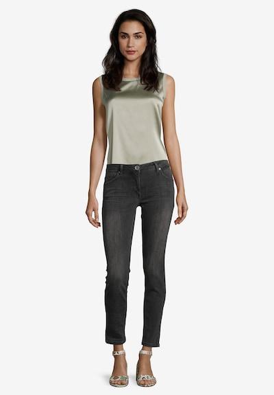 Betty Barclay Modern fit jeans mit Waschung in grau, Modelansicht