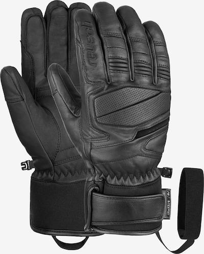 REUSCH Fingerhandschuhe 'Be Epic R-TEX® XT' in schwarz, Produktansicht