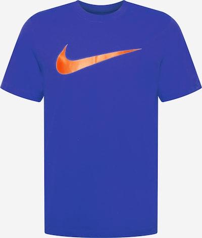 Nike Sportswear Majica u plava / narančasta, Pregled proizvoda
