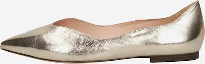 CAPRICE Ballerina in gold, Produktansicht