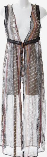 King Kong Strandkleid in M in bronze / schwarz / weiß, Produktansicht