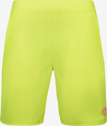 BIDI BADU Tennis-Shorts 'Henry 2.0 Tech' in Gelb