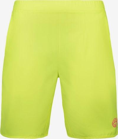 BIDI BADU Tennis-Shorts 'Henry 2.0 Tech' in gelb, Produktansicht