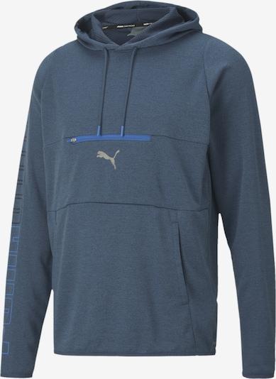 PUMA Sportsweatshirt in de kleur Duifblauw, Productweergave