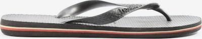 HAVAIANAS Flip Flop Sandalen in 39 in schwarz, Produktansicht