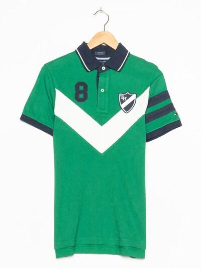 TOMMY HILFIGER Polohemd in M-L in grün, Produktansicht