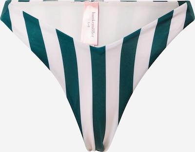Pantaloncini per bikini 'Santa Rosa' Hunkemöller di colore petrolio / bianco, Visualizzazione prodotti