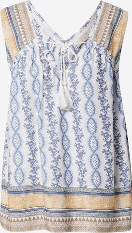 Cream Pluus 'Olina', värv sinine