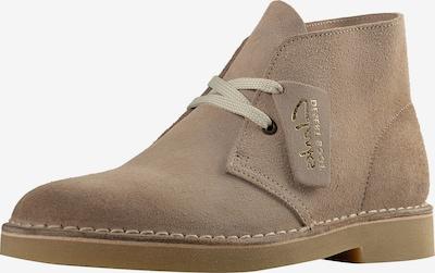 CLARKS Chukka Boots in sand, Produktansicht