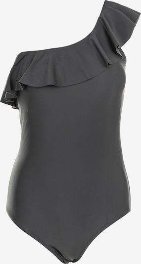 Athlecia Badeanzug 'Aralei W' in grau, Produktansicht