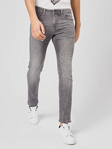 TOM TAILOR DENIM Jeans 'Aedan' in Grau