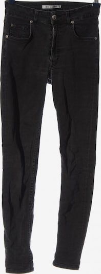 Won Hundred High Waist Jeans in 27-28 in schwarz, Produktansicht