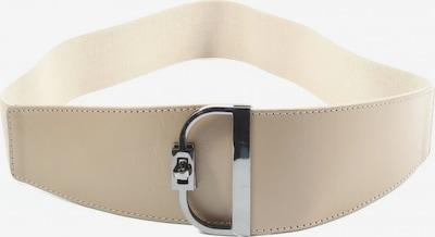 GERRY WEBER Ledergürtel in XS-XL in hellgrau, Produktansicht