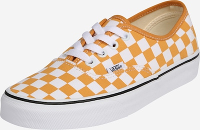 VANS Sneaker 'Authentic' in mandarine / naturweiß, Produktansicht
