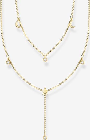 Thomas Sabo Necklace in Gold, Item view