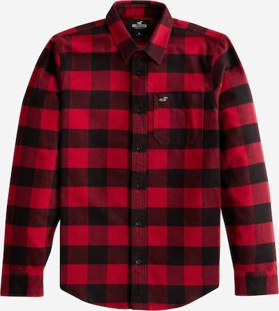 HOLLISTER Hemd in rot / schwarz, Produktansicht