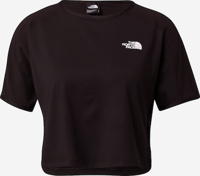 THE NORTH FACE T-Shirt 'Active Trail' in schwarz, Produktansicht