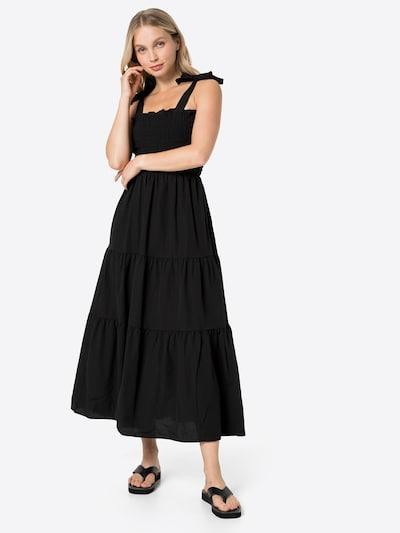 DeFacto Letné šaty - čierna, Model/-ka