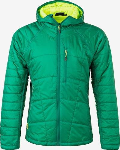 Whistler Outdoorjas 'MASUR' in de kleur Groen, Productweergave