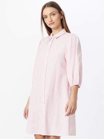mbym Shirt Dress 'Taimi' in Pink