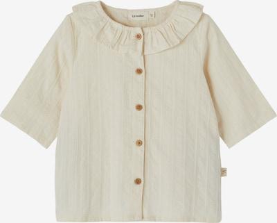 Lil ' Atelier Kids Blusa 'Solaima' en blanco natural, Vista del producto