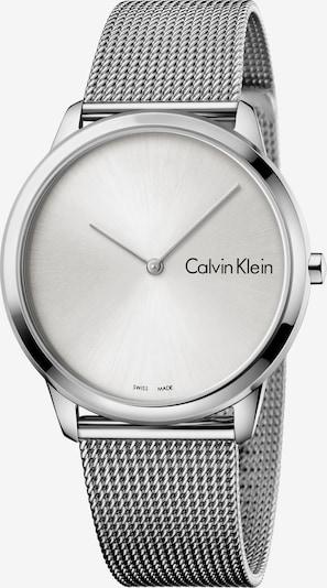 Calvin Klein Analoog horloge in de kleur Grijs / Zilvergrijs, Productweergave