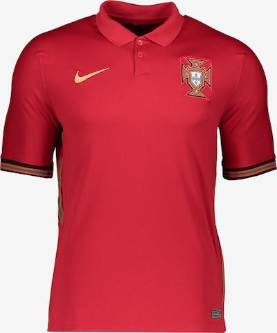 NIKE Tricot 'Portugal 2021 Heim' in de kleur Lichtgeel / Lichtgroen / Watermeloen rood / Pastelrood / Zwart, Productweergave