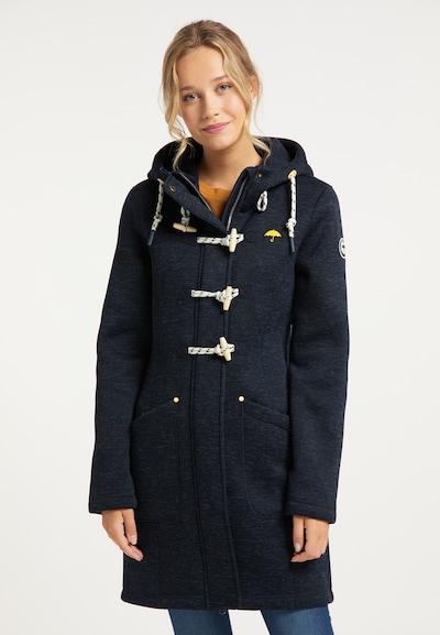 Schmuddelwedda Płaszcz przejściowy w kolorze niebieska nocm, Podgląd na modelu(-ce)
