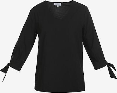 usha BLUE LABEL Bluza | črna barva, Prikaz izdelka