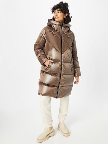 Blauer.USA Prechodný kabát - Hnedá