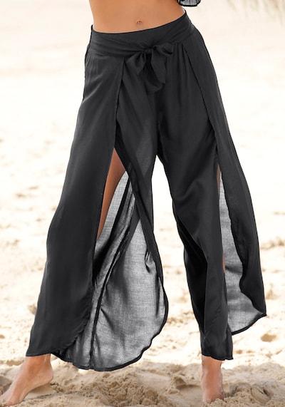 s.Oliver Hose in schwarz, Modelansicht